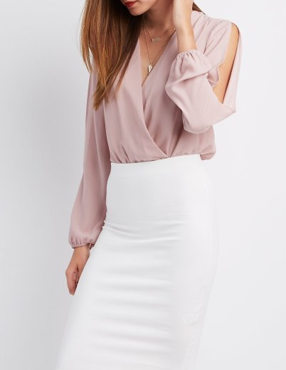 split-sleeve-surplice-bodysuit